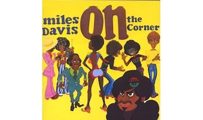 Musik-CD »ON THE CORNER / DAVIS, MILES« kaufen