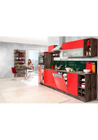 HELD MÖBEL Küchenzeile »Sevilla«, mit E-Geräten, Breite 310 cm kaufen