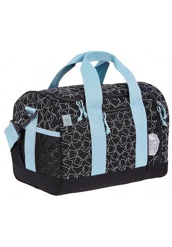 LÄSSIG Sporttasche »4Kids Mini Sportsbag, Spooky Black«, PETA-approved vegan kaufen