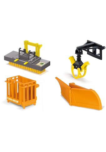 Siku Spielzeug-Traktor »SIKU Farmer, Frontlader Anbaugeräte« kaufen