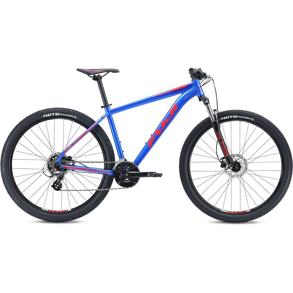 FUJI Bikes Mountainbike »Fuji Nevada 29 4.0 LTD«, 21 Gang, Shimano, Altus Schaltwerk, Kettenschaltung