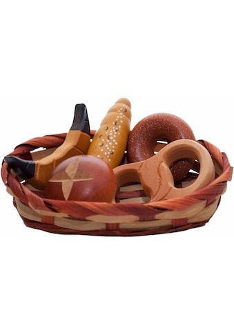 Tanner Spiellebensmittel »Brotkörbchen mit Zubehör« kaufen