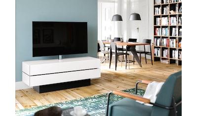 SPECTRAL Lowboard »BRS«, mit Soundsockel, wahlweise mit TV-Halterung, Breite 150 cm kaufen