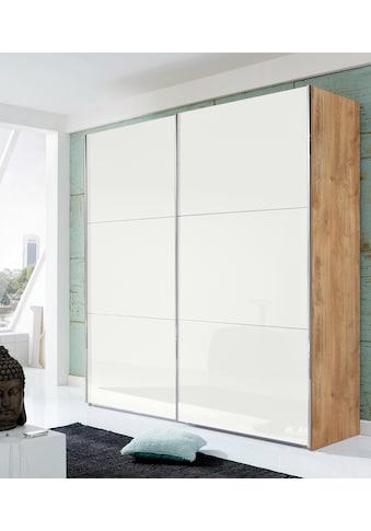 Fresh To Go Schwebetürenschrank »Level«, mit Glastüren kaufen