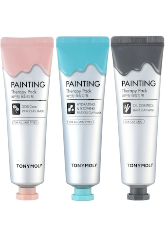 """TONYMOLY Gesichtsmasken - Set """"Painting Therapy"""", Set 3 - tlg. kaufen"""