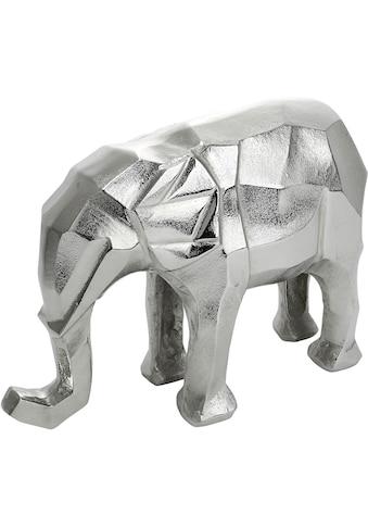 GILDE Dekofigur »Elefant Angular« (1 Stück) kaufen