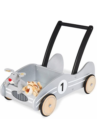 Pinolino® Lauflernwagen »Kimi, silbergrau« kaufen