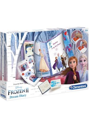 Clementoni® Elektronisches Tagebuch »Disney Frozen 2 - Traum-Tagebuch« kaufen