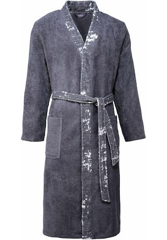 Egeria Herrenbademantel »Remo«, mit Kimonokragen kaufen