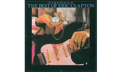 Musik-CD »TIME PIECES - THE BEST OF / CLAPTON,ERIC« kaufen
