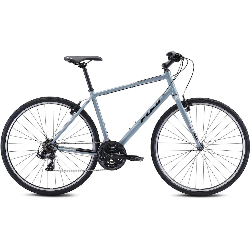 FUJI Bikes Fitnessbike »Absolute 2.1«, 21 Gang, Shimano, Tourney Schaltwerk, Kettenschaltung