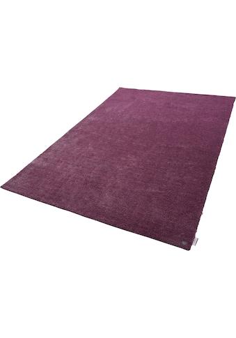 TOM TAILOR Teppich »Powder uni«, rechteckig, 12 mm Höhe, besonders weich und... kaufen