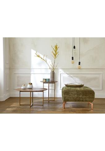Guido Maria Kretschmer Home&Living Beistelltisch »Culemeyer«, im trendigen Design kaufen