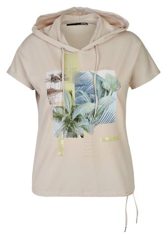 LeComte Kapuzenshirt, mit Front-Print und Statement kaufen