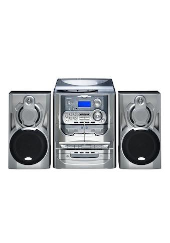 Karcher Kompaktanlage »KA 5300«, ( AM-Tuner-FM-Tuner ), mit Plattenspieler kaufen