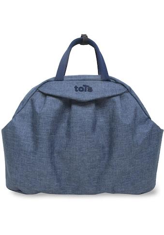smarTrike® Wickeltasche »toTs Wickeltasche Chic blau melange« kaufen
