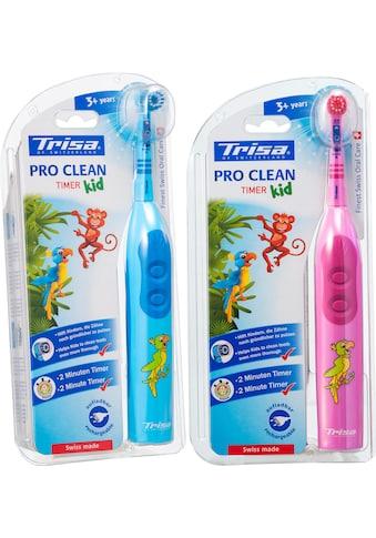 Pro Clean Impulse Kid Zahnbürste, Trisa kaufen