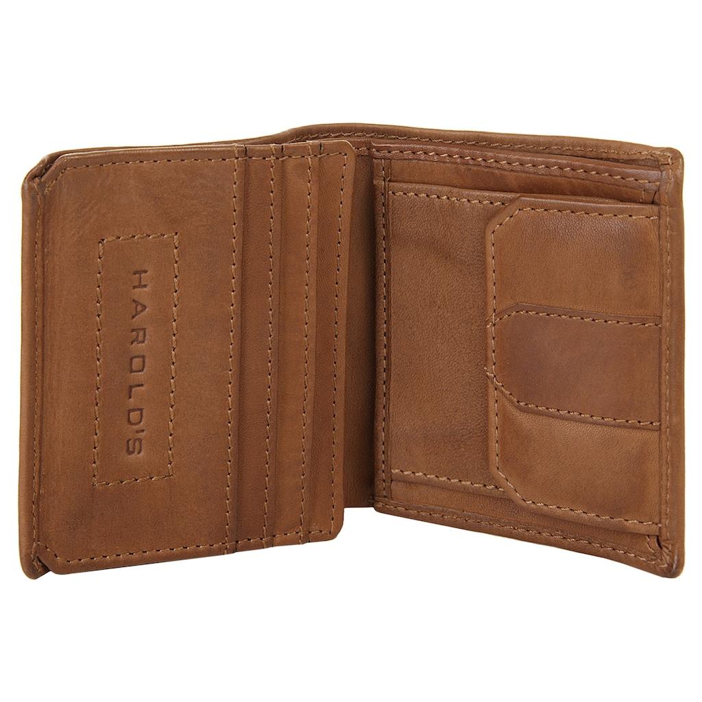 Harold's Geldbörse »SUBMARINE«, 2fach klappbar