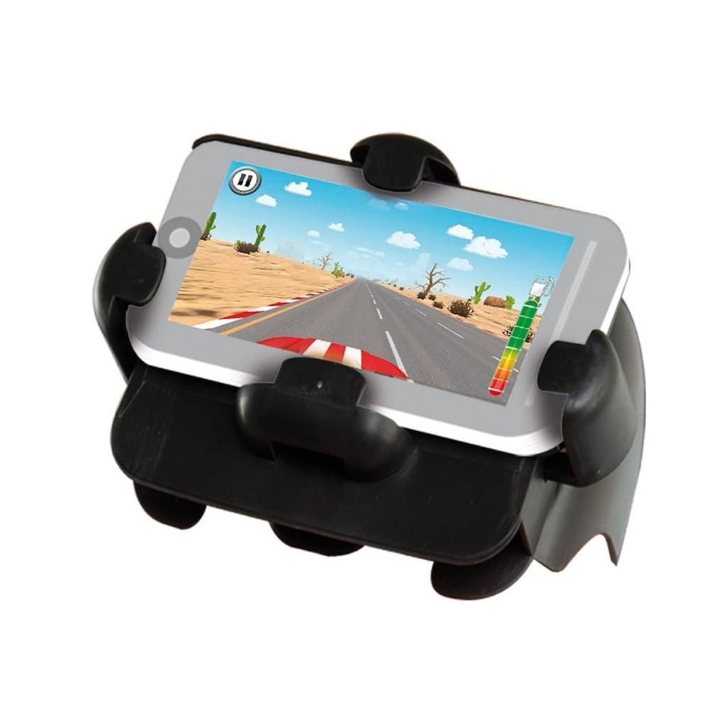 Smoby Lernspielzeug »V8 Driver - Fahrsimulator + Smartphone-Halter«, Made in Europe