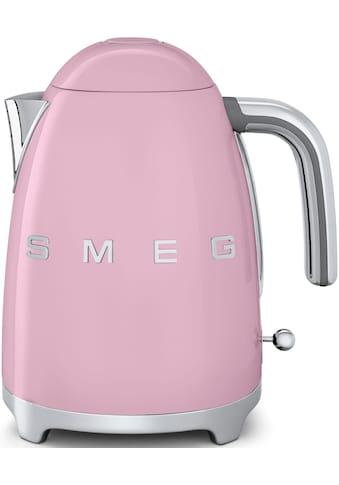 Smeg Wasserkocher »KLF03PKEU«, 1,7 l, 2400 W kaufen