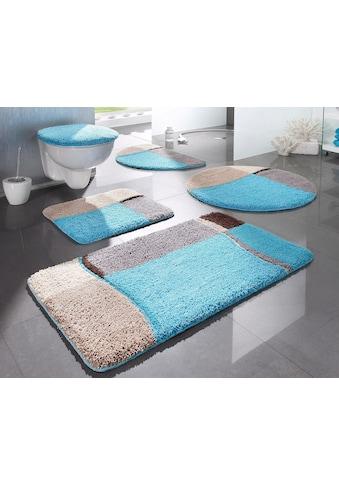 Badematte »Belio«, my home, Höhe 20 mm, fußbodenheizungsgeeignet kaufen