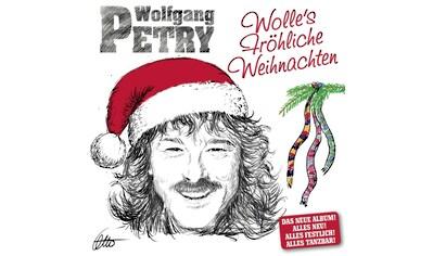 Musik-CD »Wolles Fröhliche Weihnachten / Petry,Wolfgang« kaufen