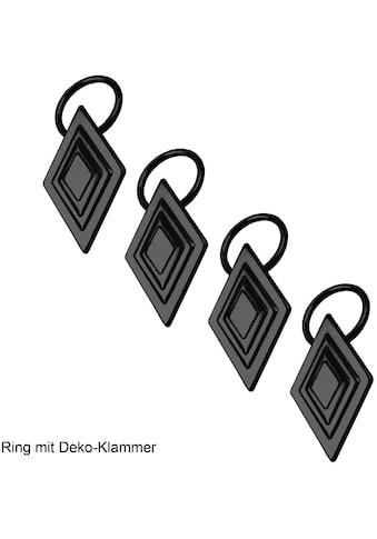 Liedeco Gardinenring, für Gardinenstangen Ø 16 mm kaufen