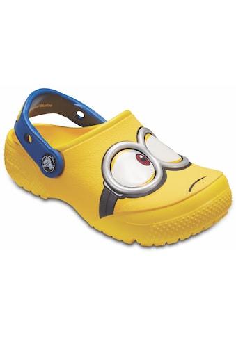 Crocs Clog »CrocsFunLab Minions Clog«, für alle Minions Fans kaufen