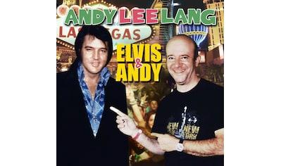 Musik-CD »Elvis & Andy / Lang,Andy Lee« kaufen