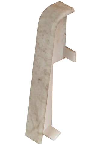 EGGER Zwischenstücke »Stein weiss«, Verbindungselement für 6cm EGGER Sockelleiste, 2 Stk. kaufen