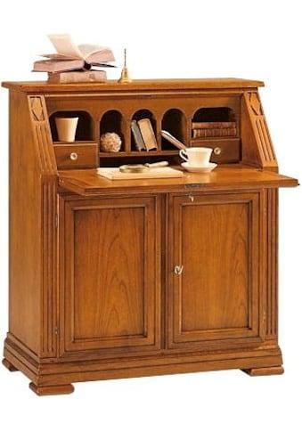 SELVA Sekretär »Villa Borghese«, Modell 6372, Höhe 102 cm, mit Schreibklappe kaufen