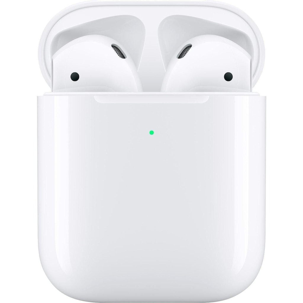Apple wireless In-Ear-Kopfhörer »AirPods«, mit Ladecase
