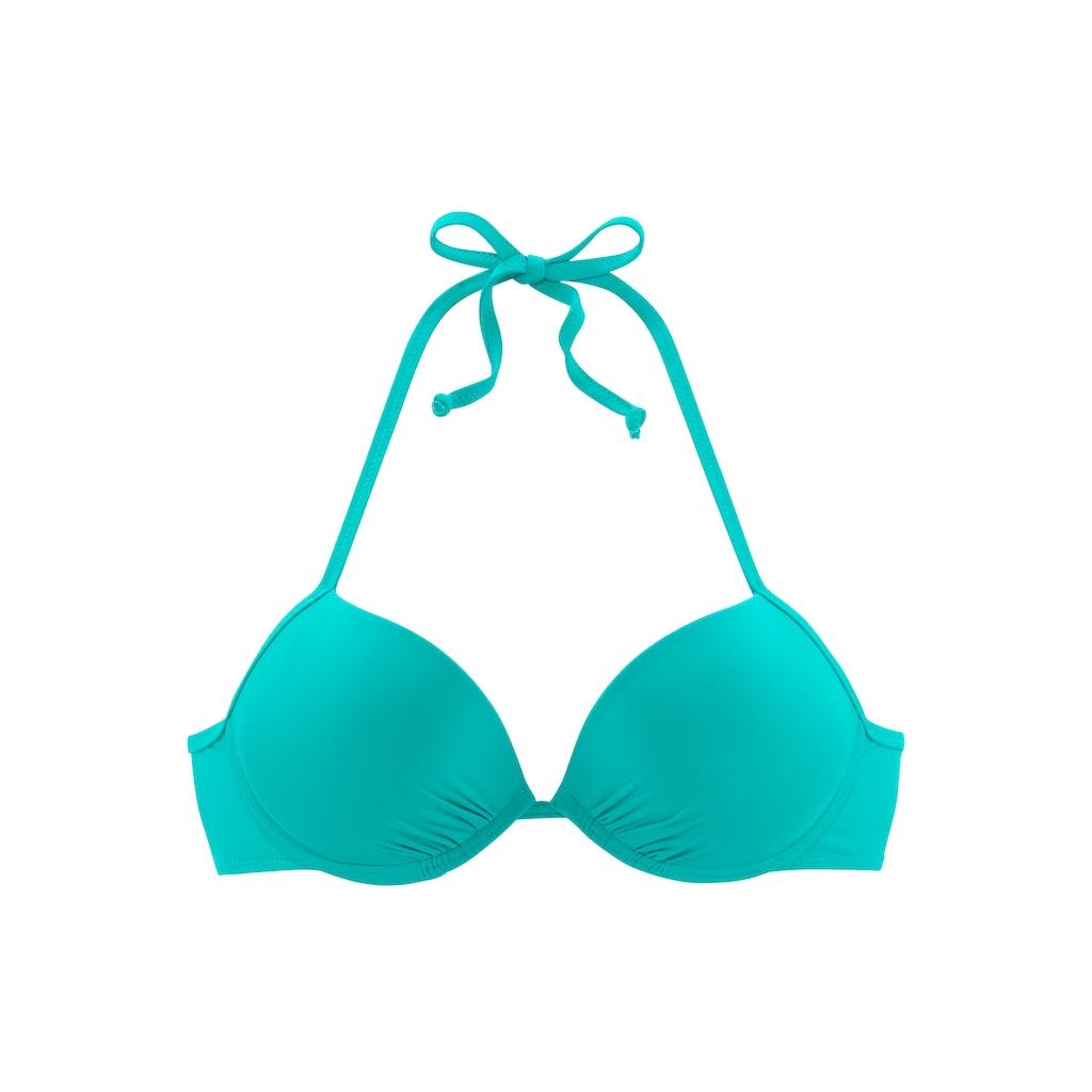 Buffalo Push-Up-Bikini-Top »Happy«, in mehreren Trendfarben