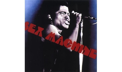 Musik-CD »SEX MACHINE / BROWN,JAMES« kaufen