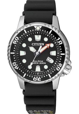 Citizen Taucheruhr »Promaster Marine Eco-Drive Diver 200m, EP6050-17E« kaufen