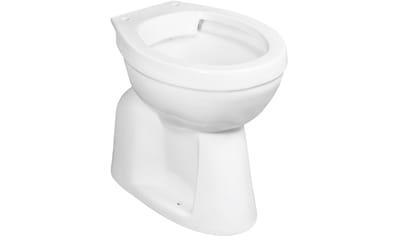 CORNAT Stand - WC Tiefspül - WC, spülrandlos kaufen