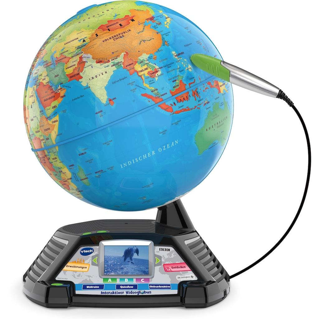 Vtech® Globus »Interaktiver Videoglobus«