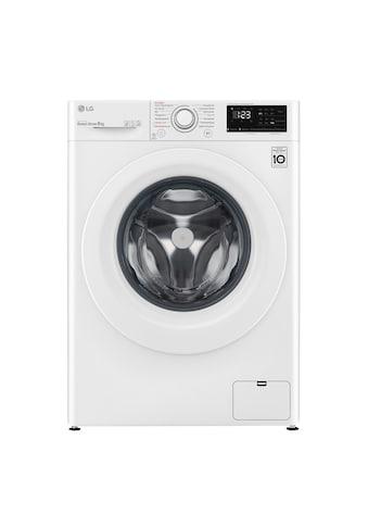 LG Waschmaschine, F4WV308S0, 8 kg, 1400 U/min kaufen