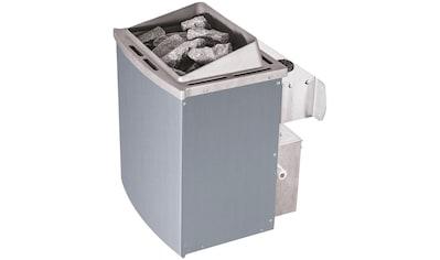 Karibu Sauna »Josie«, 9-kW-Ofen mit int. Steuerung kaufen