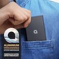 Aplic Karten Schutzhülle auf Aluminium für bis zu 6 Karten