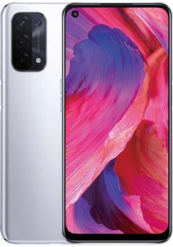 """Oppo Smartphone »A74 5G«, (16,5 cm/6,5 """", 128 GB Speicherplatz, 48 MP Kamera) kaufen"""