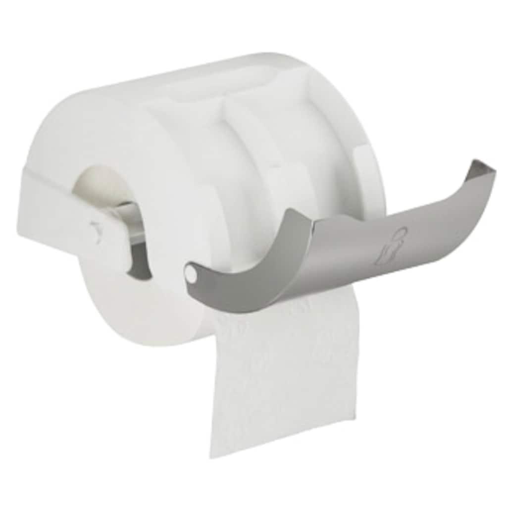 FACKELMANN Toilettenpapierhalter »Mit Tampon-Halter«, mit Tampon Halter