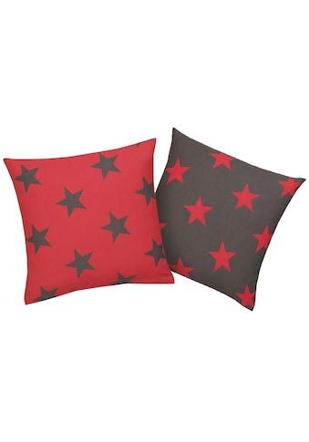 my home Kissenhüllen »Stella«, (2 St.), mit Sternen-Muster kaufen