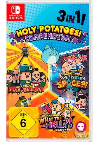 Spiel »Holy Potatoes Compendium«, Nintendo Switch kaufen