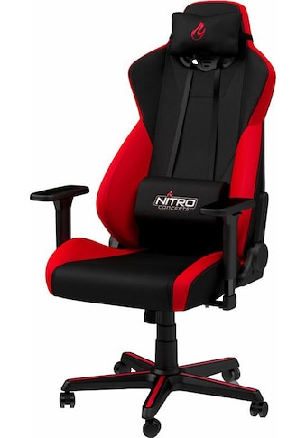 NITRO CONCEPTS Gaming-Stuhl »S300 Gaming Chair«, Bürostuhlzertifizierung DIN EN 1335 kaufen