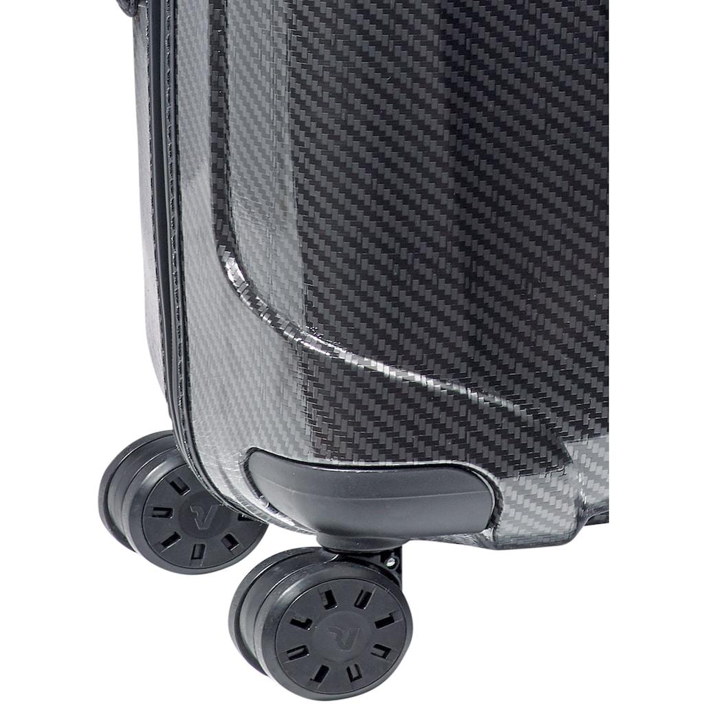RONCATO Hartschalen-Trolley »WE ARE, 55 cm«, 4 Rollen, Made in Europe
