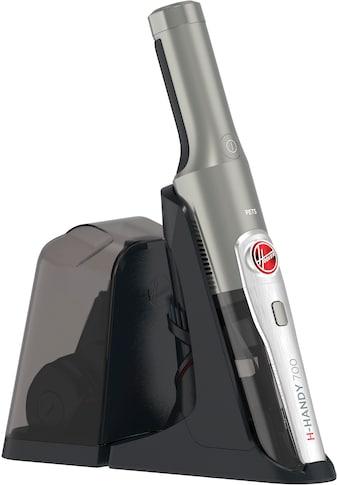 Hoover Akku - Handstaubsauger H - HANDY 700 Pets, HH710PPT 011, 120 Watt, beutellos kaufen