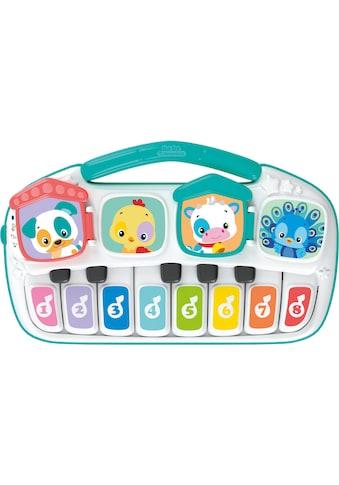 Clementoni® Spielzeug-Musikinstrument »Baby Clementoni - Tier-Piano« kaufen