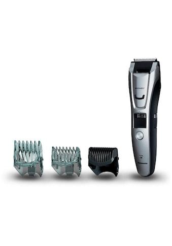 Panasonic Multifunktionstrimmer »ER-GB80-H503«, 3 Aufsätze, 3-in-1 Trimmer für Bart,... kaufen