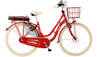 FISCHER Fahrräder E-Bike »RETRO 2.0«, 3 Gang, Shimano, Nexus, Frontmotor 250 W kaufen
